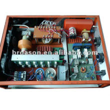 Gerador ultrassônico para máquina de solda plástica