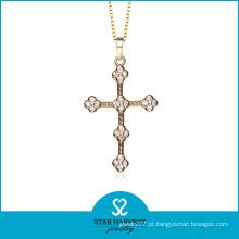 Melhor vendendo melhor cruz pingente de qualidade (SH-N0191)
