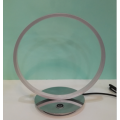 New Design Aluminium Round Table Lamp