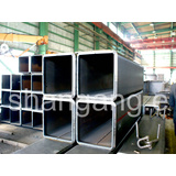 Large Sized Cold-Rolled Steel Hollow Section Steel Tube/ Steel Pipe
