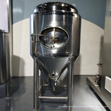 Tanques de fermentação de aço inoxidável do equipamento da fabricação de cerveja de cerveja, tanques de armazenamento do vinho