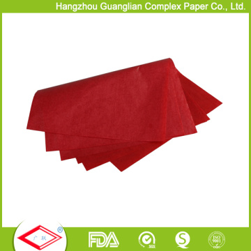 40г цветной бумаги Пергамин для упаковки пищевых продуктов выпечки чашка делая