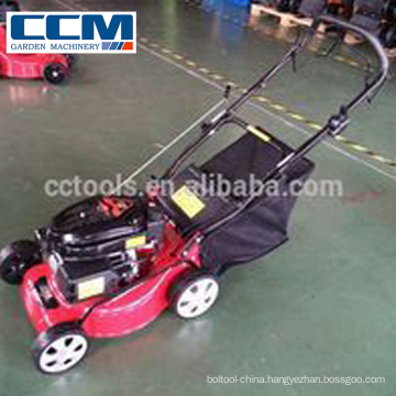 """20"""" self propelled gasoline remote control lawn mower for sale with CE,GS,EMC,EUROII approved for garden"""