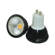 3W COB LED foco bombilla GU10 LED
