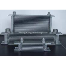 Refrigeradores de óleo universais da transmissão do motor automotivo