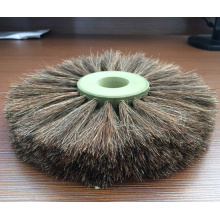 High Quality Horse Hair Polishing Wheel Brush (YY-599)