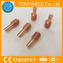 Electrodo de piezas de corte de plasma 1650 120926