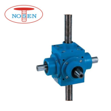 15KN High Precision Bevel Gear Ball Screw Jacks