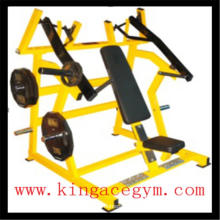 Equipo de gimnasio de fitness comercial ISO-Lateral Super Incline Press