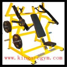 Équipement de gymnastique de remise en forme Presse commerciale superbe d'inclinaison ISO-latérale