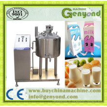 Fresh Milk Batch Pasteurizer Fruit Juice Pasteurizer