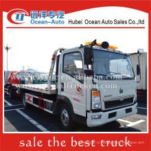 SINOTRUK HOWO EURO4 роторный эвакуатор 4x2 тяжелый грузовой эвакуатор на продажу