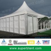 Ourdoor Pagoda tent for business