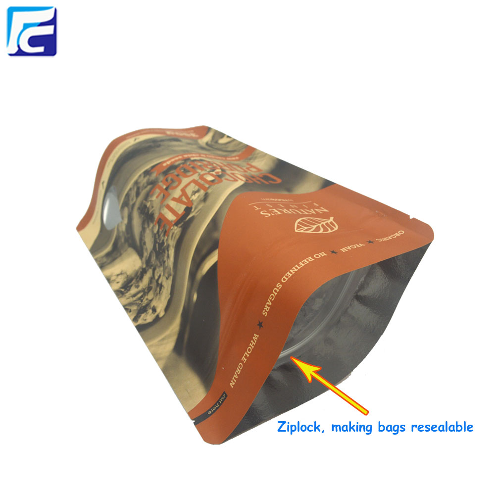 Paper Powder Food Packaging Bags
