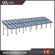 Green Power Aluminium Solardach System (XL207)