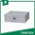 Embalagem de carne ondulada impressa logotipo / caixa de transporte