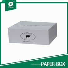 Logo Printed Corrugated Meat Packaging/Shipping Box