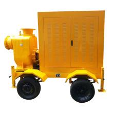 Pompe à eau ordonnée fonctionnant au diesel