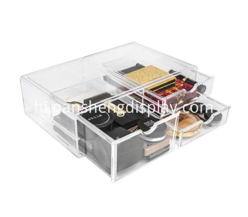 Acrylic Cosmetics Makeup Storage