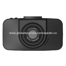 New Model Ambarella A7 Car Black box with 3-inch Screen, High-dynamic Range and Super Night Vision