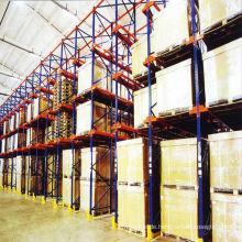 Alibaba-Lagerspeicherlaufwerk im Palettenregal industriell