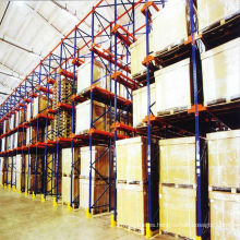 Unidad de almacenamiento de almacén de Alibaba en paleta industrial