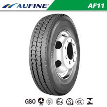 GCC, punto aprobado por los neumáticos del carro (12.00R24)