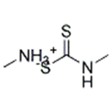 Carbamodithioic acid, methyl-, compd. with methanamine (1:1) CAS 21160-95-2