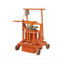 Máquina de fabricación de ladrillos de huevo portátil para la venta