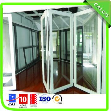 China 85 series Modern Aluminum Folding Door Manufacturers