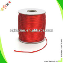 woven cord for making sliding knot bracelets