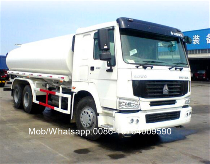 Oil Tanker Truck With PTO