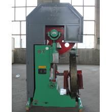 MJ3210 Electric Vertical log cutting bandsaw mills