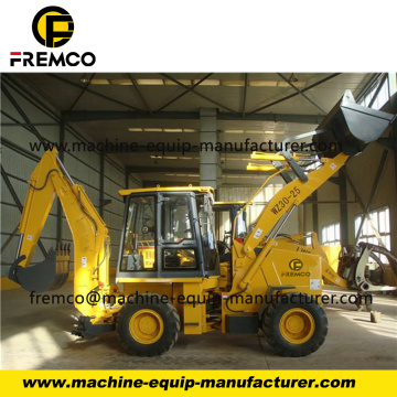 WZ30-25 Cheap Backhoe Loader For Sale