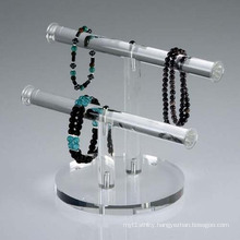 Acrylic Bracelet Display Stand, Clear Jewellery Display Holders