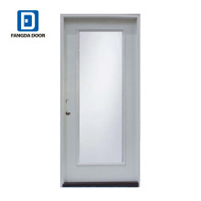 Fangda porte en verre bon marché insérer des portes de douche en fibre de verre