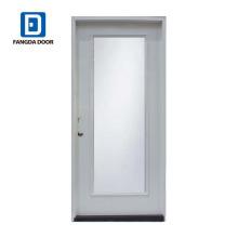 Фанда дешевые стеклянные двери вставки из стекловолокна душевые двери