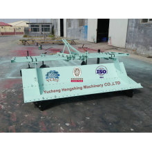 Equipo de agricultura Granja cama Shaper para 60HP Tractor