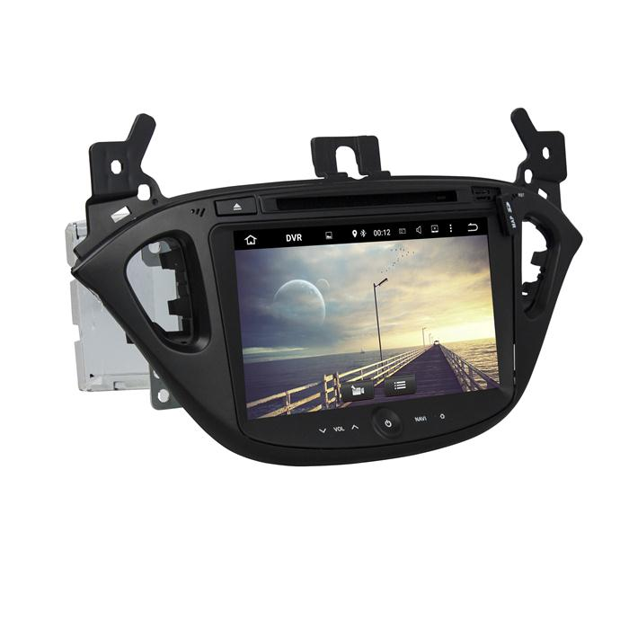 Car DVD player for Corsa