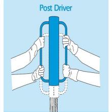Manual Hand Post Driver Rammer Farm Post Driver
