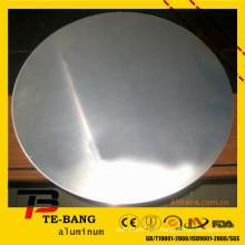 Disque en aluminium forgé