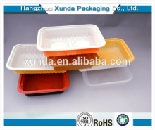 OEM available promotional disposable plastic fruit tray