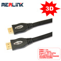 Full 19pin 3D 4k * 2k HDMI Cabo 1.4V
