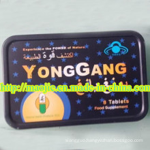Hot Sale Herbal Sex Pills Yonggang for Men (MJ-YG8CAPS)