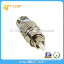 0-10dB FC singlemode macho a hembra atenuador óptico de fibra