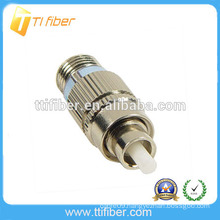 0-10dB FC singlemode male to female fiber optical attenuator