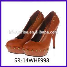 Mode mordern High Heel Schuhe Frauen stilvolle High Hel Schuhe neuesten sexy Damen High Heel Schuhe