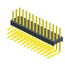 2.54 mm Pin Header Three Row Angle