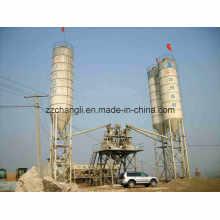 Planta de mezcla concreta lista para mezclar 90m3 / H, planta de concreto premezclado
