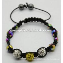 fabric ribbon woven bracelet,woven bangle